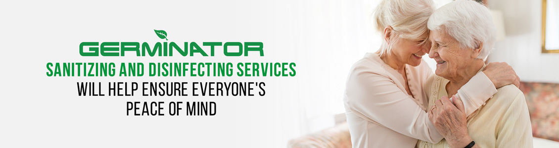 Germinator's Senior Living Sanitizing and Disinfecting Service Will Help Ensure Peace of Mind