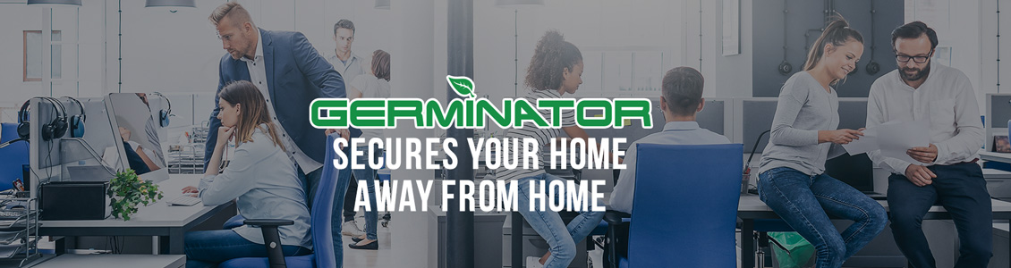 Germinator's Office Building Sanitizing and Disinfecting Service Will Help Ensure Peace of Mind
